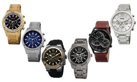 Blowout August Steiner Multi-Function And Chronogr