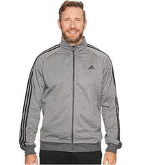 adidas Big &Tall Essentials 3S Tricot Track Jacket