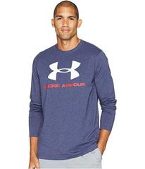 Under Armour UA Sportstyle Logo Long Sleeve Tee
