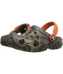 Crocs Swiftwater Realtree Xtra Clog (Toddler/Littl