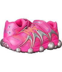 Stride Rite Pink Leather/Mesh