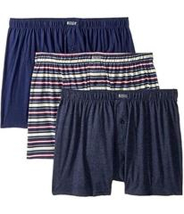 Kenneth Cole Reaction 3-Pack Knit Boxer