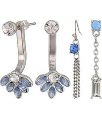GUESS 6-Pair Mixed Earrings Set including Studs an