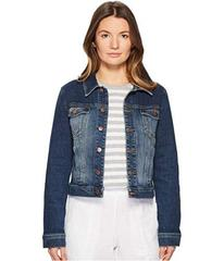 Eileen Fisher Crop Jean Jacket