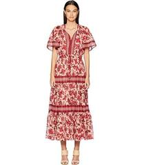 Kate Spade New York Paisley Blossom Patio Dress