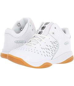 AND1 White/Superfoil/Gum