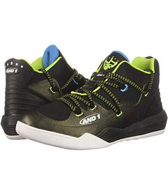AND1 Black/Lime Punch/Blue Aster