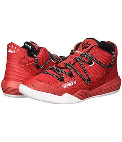 AND1 Chinese Red/Black/White
