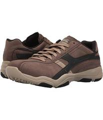 SKECHERS Chocolate Leather