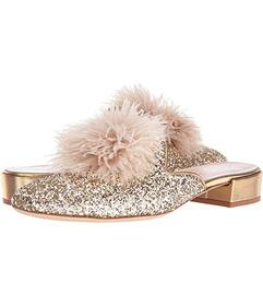 Kate Spade New York Gold Glitter/Metallic Nappa