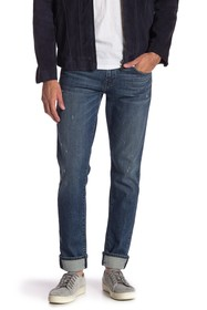 J Brand Tyler Slim Fit Tapered Leg Jeans