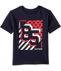 Tommy Hilfiger Graphic Tee (Toddler/Little Kids)