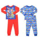 Toddler Boy Paw Patrol Characters 4pc. Pajama Set