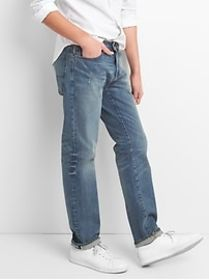 Gap Cone Denim&#174 Selvedge Jeans in Straight Fit
