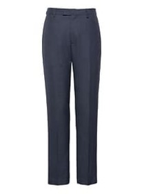 Athletic Tapered Smart-Weight Performance Wool Ble