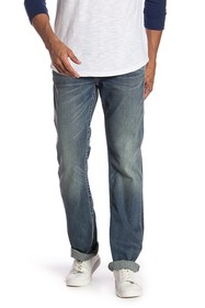 True Religion Straight Flap Jeans