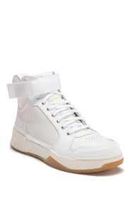 G-STAR RAW Mesh Leather Hi-Top Sneaker