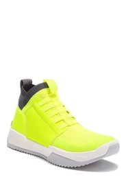 G-STAR RAW Mesh Knitted Hi-Top Sneaker
