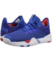 K-Swiss Strong Blue/White/High-Risk Red