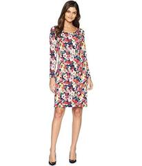 Betsey Johnson Floral Printed Scuba Dress