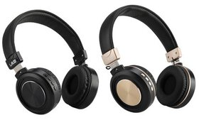 LAUD Over-The-Ear Bluetooth Headphones (1- or 2-Pa