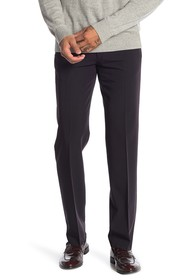 Nautica Solid Woven Stretch Fit Pants - 30-32\