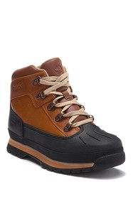 Timberland Euro Hiker Shell Toe Leather Boot (Litt