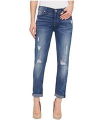 7 For All Mankind Josefina w/ Destroy in Radiant P