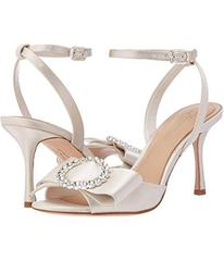Imagine Vince Camuto Ivory Deluxe Satin