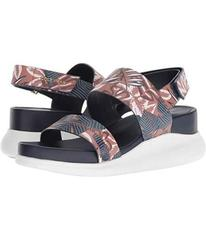 Cole Haan Tropical Printed Leather/Optic White