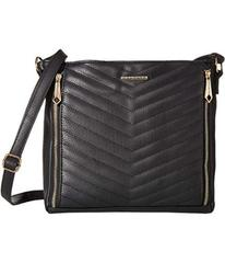 Rampage Chevron Quilted Hobo