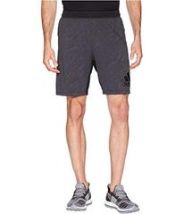 adidas Training Camo Hype Knit Shorts