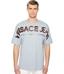 Versace Jeans Couture Exploded Logo Tee