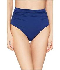 LAUREN Ralph Lauren Beach Club Solids High-Waist B