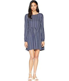 Roxy Highland Escape Woven Smocked Dress