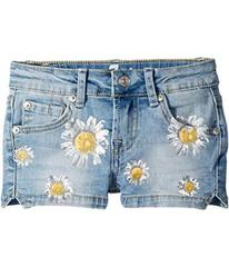7 For All Mankind Daisy Short Shorts (Little Kids)