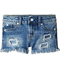 7 For All Mankind Denim Shorts in Melbourne Sky (L