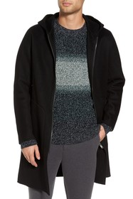Theory Double Face Wool & Cashmere Coat