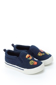 OshKosh Foodie Slip-On Sneaker (Toddler & Little K
