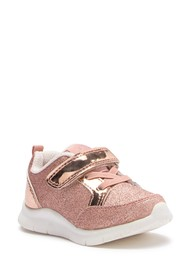 OshKosh Reipurt Glitter Metallic Sneaker (Toddler