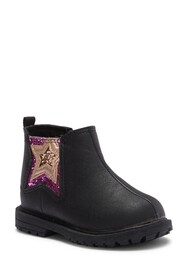 OshKosh Ophelia Embellished Ankle Boot (Toddler &