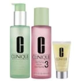 CLINIQUE 3-Step Skin Care System For Skin Type 2 D