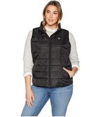 U.S. POLO ASSN. Plus Size Basic Vest