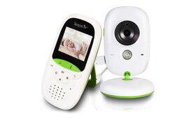 SereneLife Camera and Baby Monitor System with Bui on sale at Groupon.com
