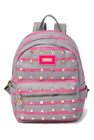 Betsey Johnson Printed Mini Backpack
