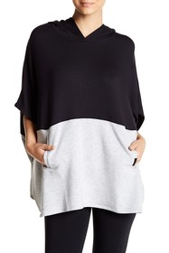 Skechers Skechluxe Colorblock Poncho (Regular & Pl
