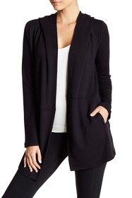 Skechers Skechluxe Hooded Cardigan (Regular & Plus