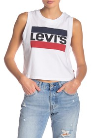 Levi's Graphic Crop Top