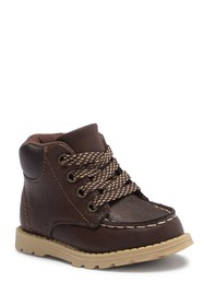 Carter's Brand Lace-Up Boot (Toddler & Little Kid)