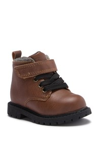 Carter's Baxter Lace-Up Boot (Toddler & Little Kid